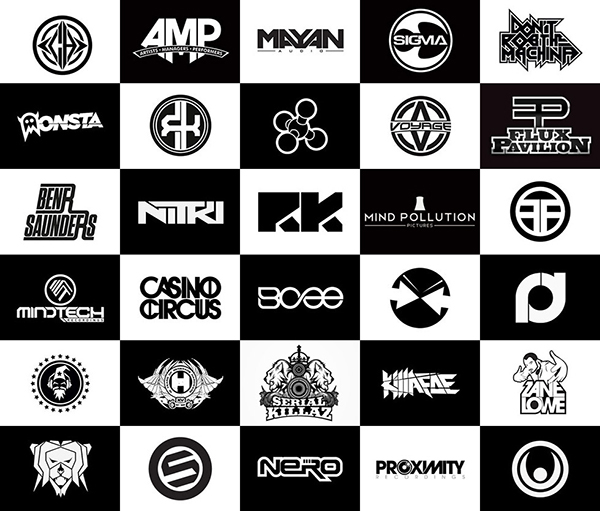 Logos designed by Devolution Designs