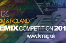 Kmag Dom & Roland Remix Competition graphic