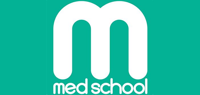 Med School logo