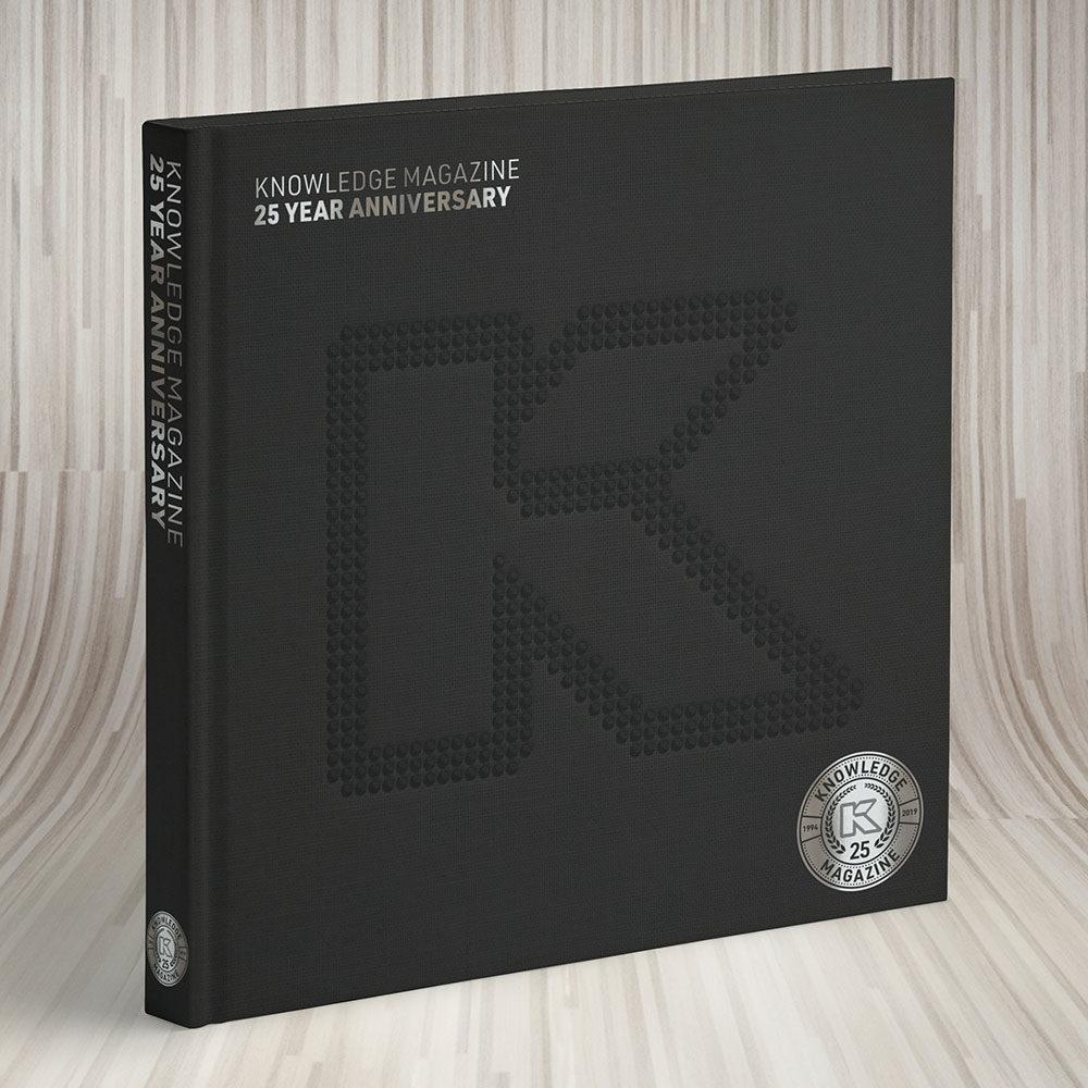 Knowledge Mag 25th anniversary book