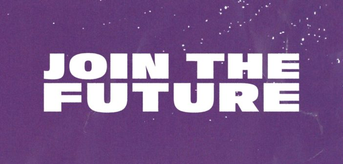 Join The Future book extract