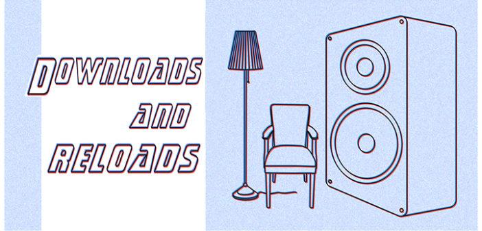 Downloads & Reloads logo