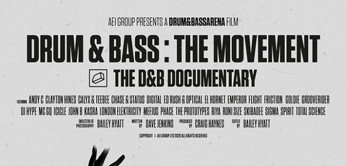 Drum&BassArena to release documentary